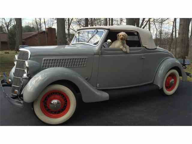 Picture of Classic 1935 Ford Cabriolet Offered by a Private Seller - M3YK