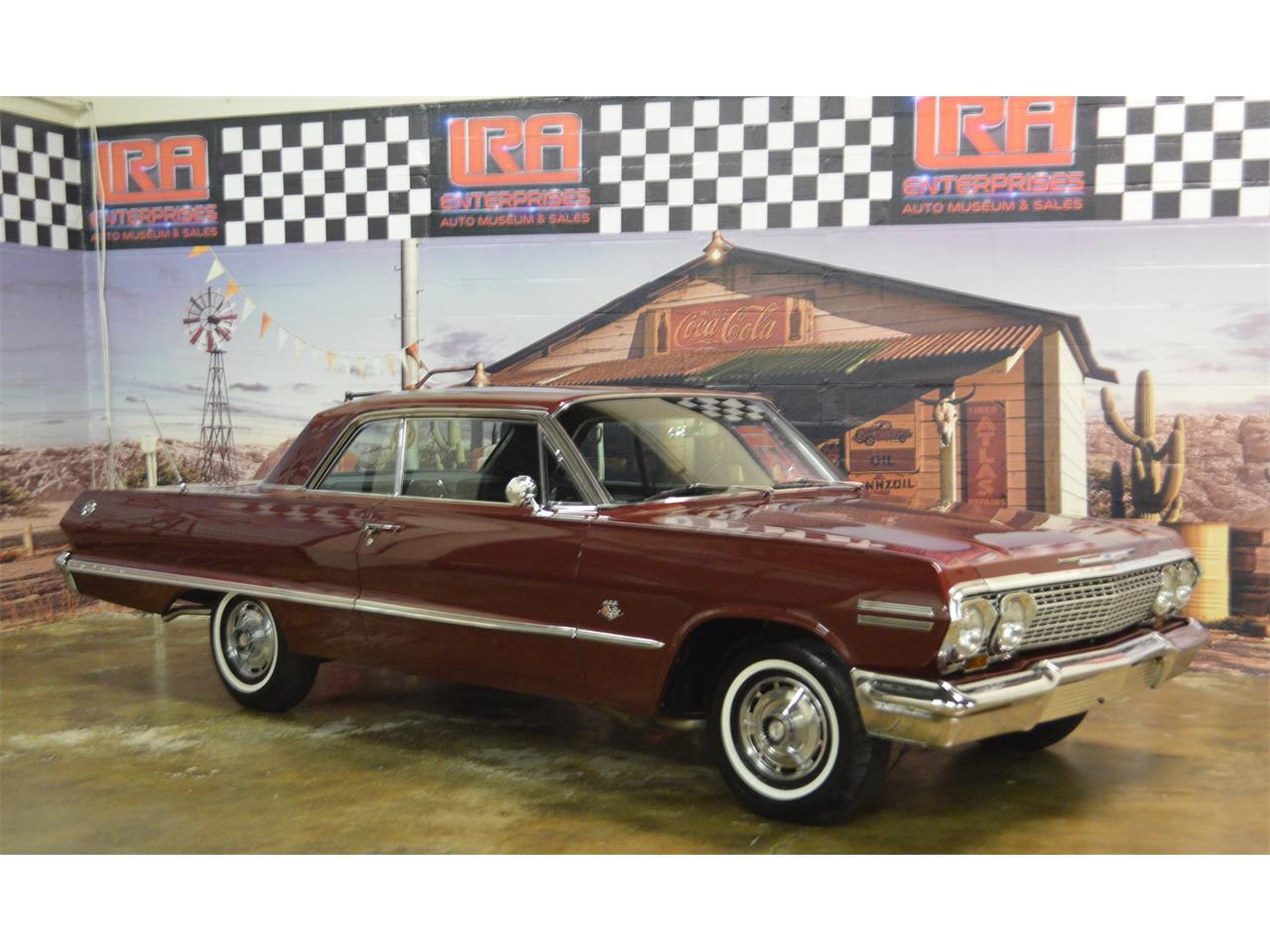 Large Picture of '63 Impala SS - M3YU