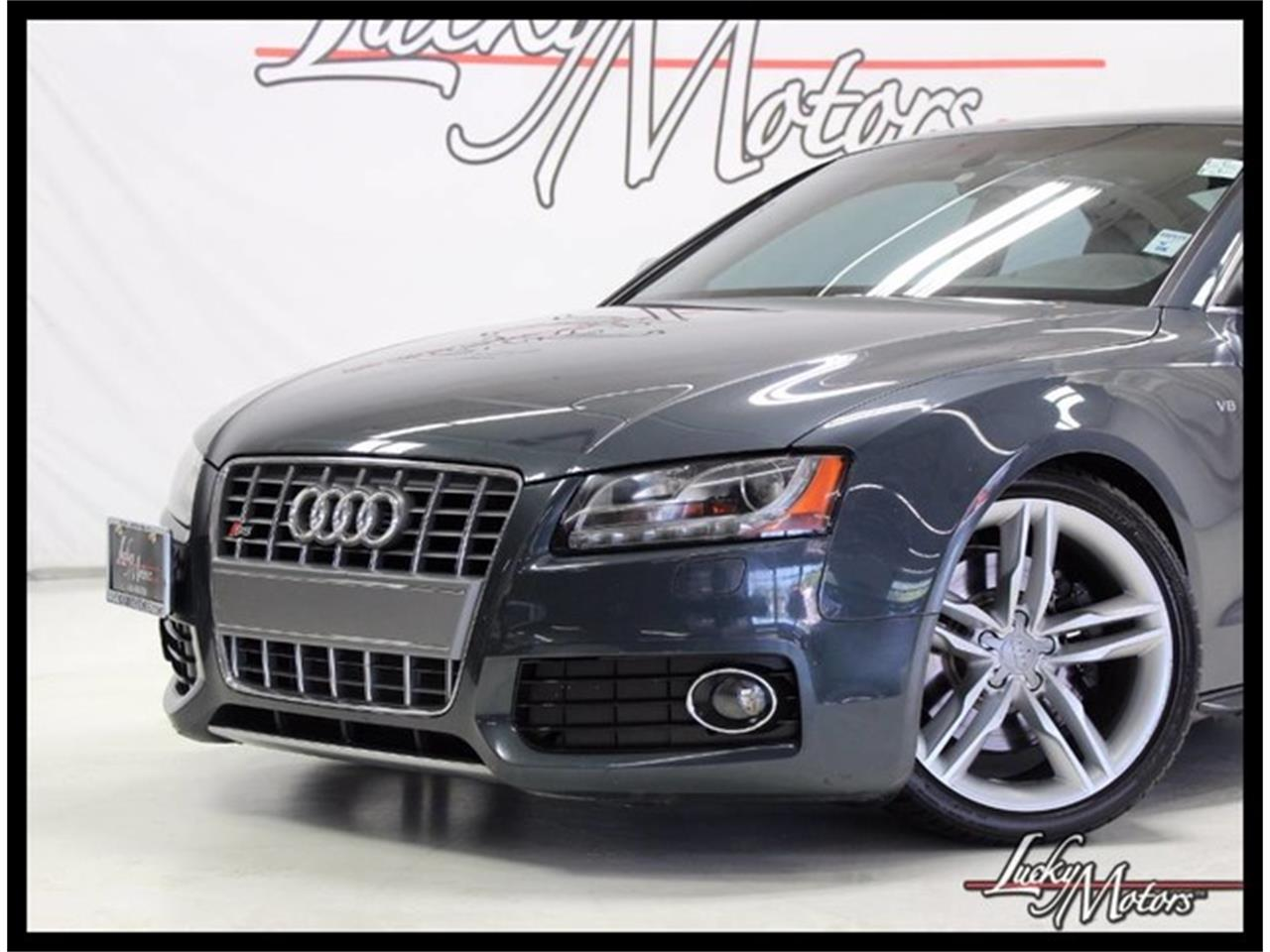 Large Picture of 2010 S5 located in Elmhurst Illinois Offered by Lucky Motors Of Villa Park - M3ZZ