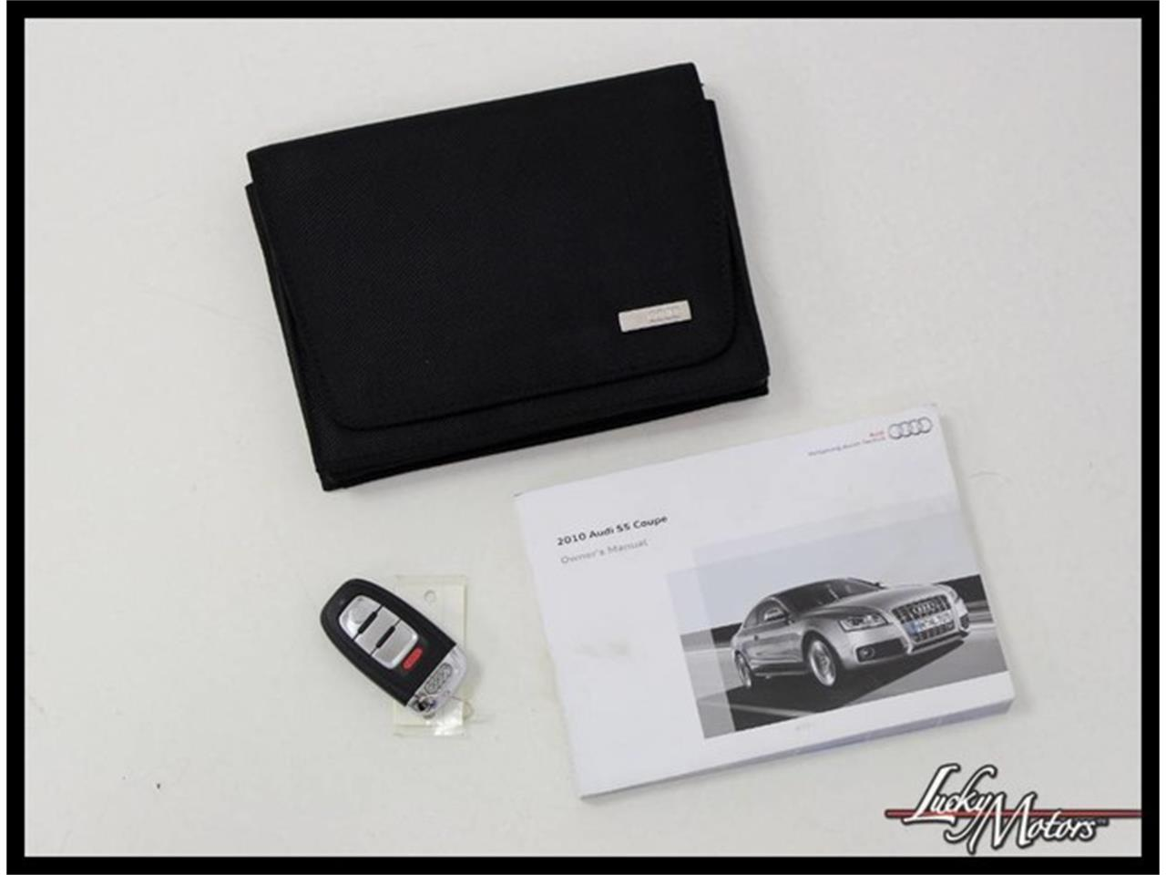 Large Picture of '10 Audi S5 located in Elmhurst Illinois - $25,980.00 - M3ZZ