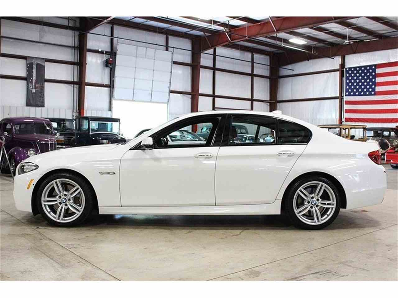 Large Picture of 2014 BMW 5 Series located in Michigan - M41M