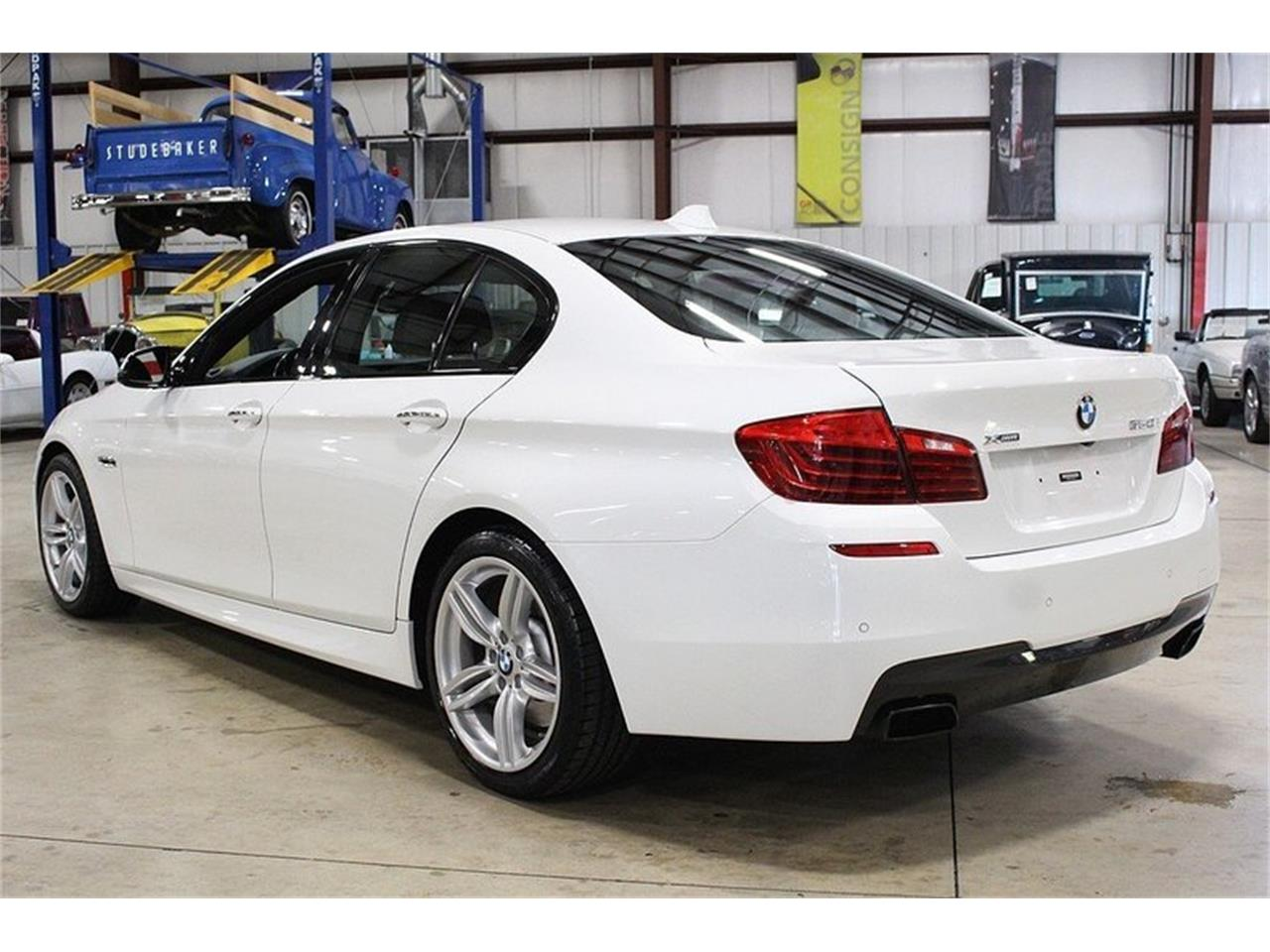 Large Picture of 2014 BMW 5 Series - $34,900.00 - M41M