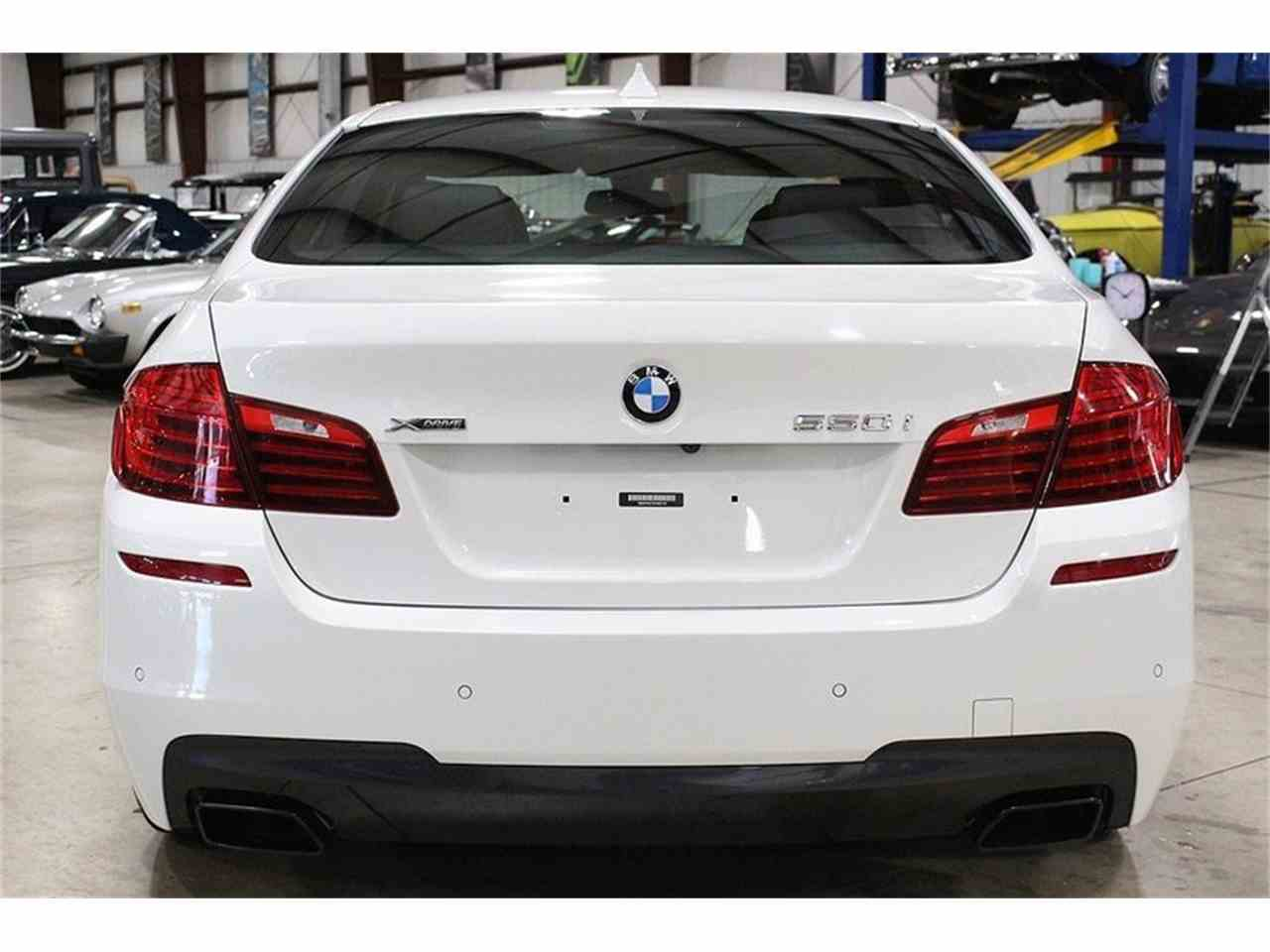 Large Picture of 2014 BMW 5 Series located in Michigan - $34,900.00 Offered by GR Auto Gallery - M41M