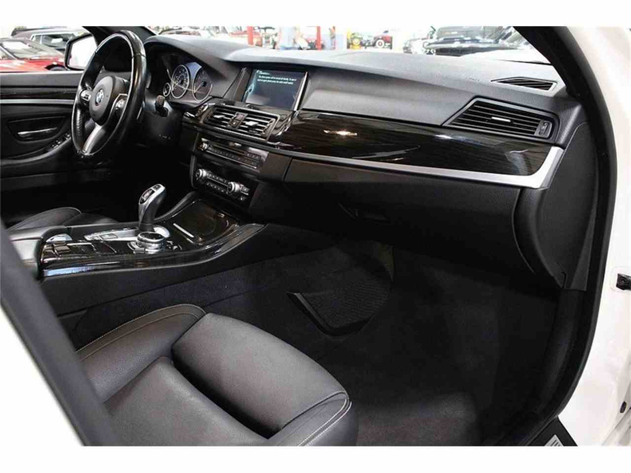 Large Picture of '14 BMW 5 Series located in Michigan - $34,900.00 Offered by GR Auto Gallery - M41M
