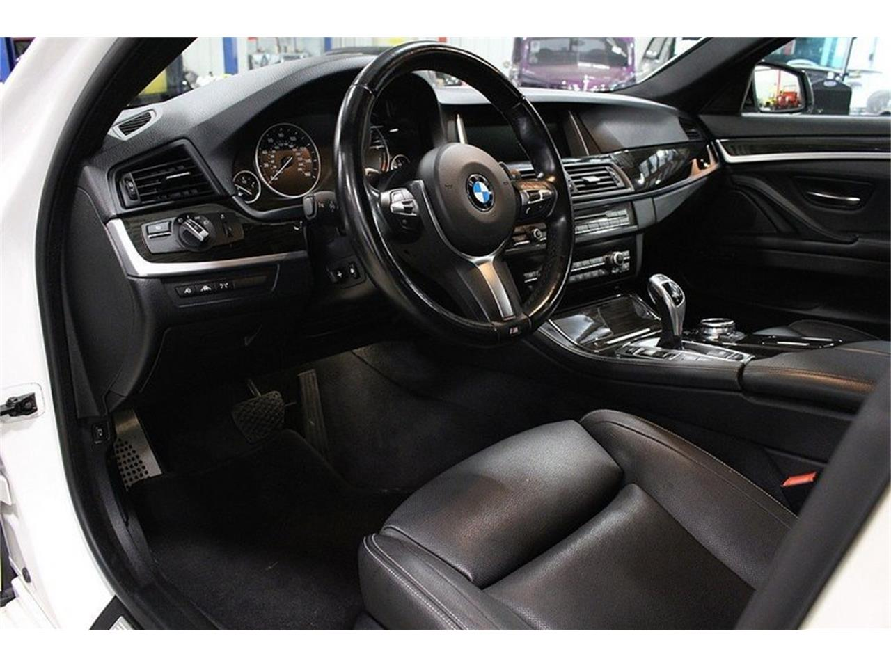Large Picture of '14 BMW 5 Series located in Kentwood Michigan - $34,900.00 Offered by GR Auto Gallery - M41M