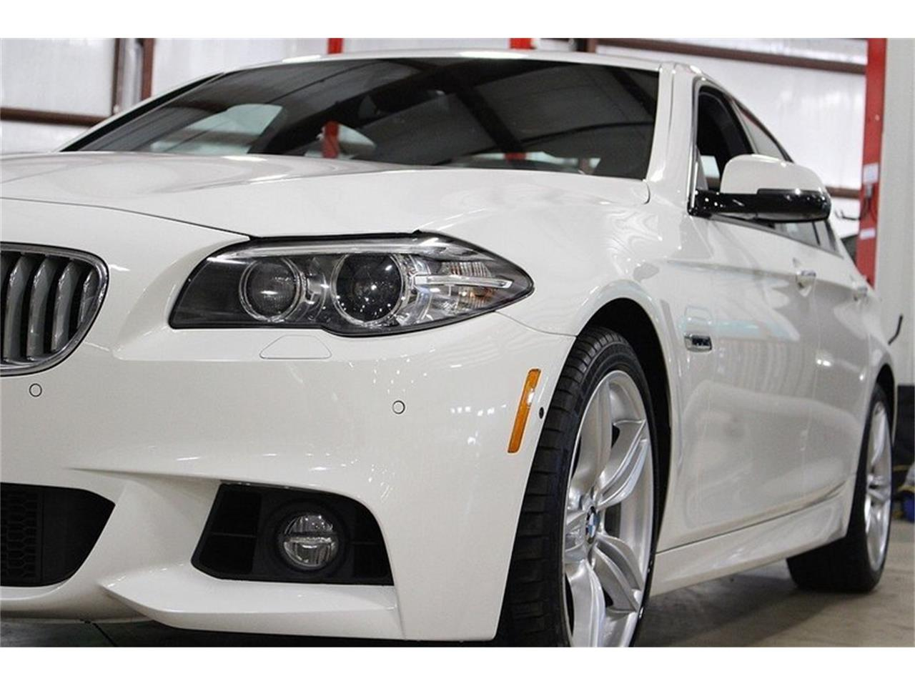 Large Picture of '14 BMW 5 Series located in Michigan - M41M