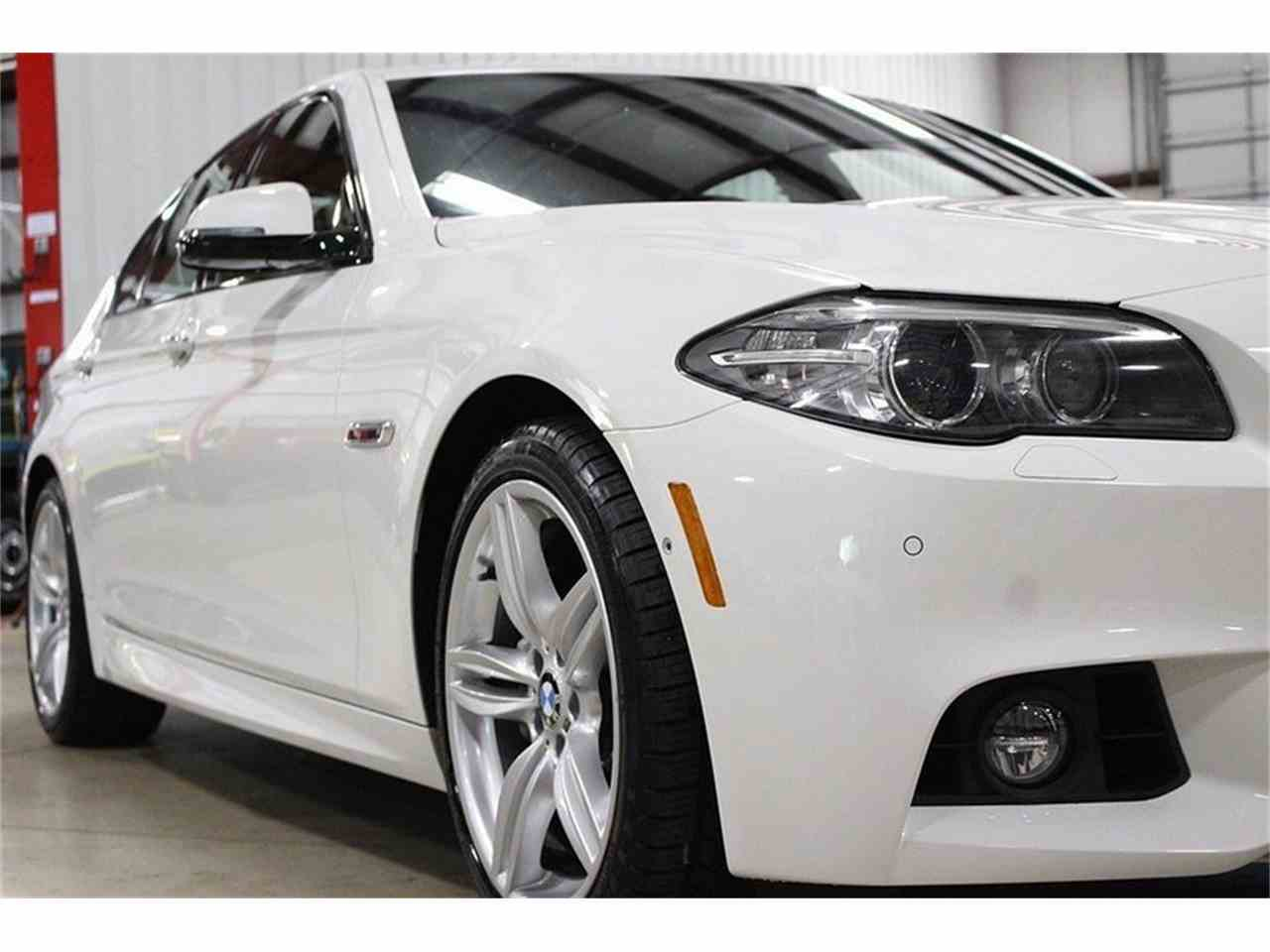 Large Picture of 2014 BMW 5 Series - M41M