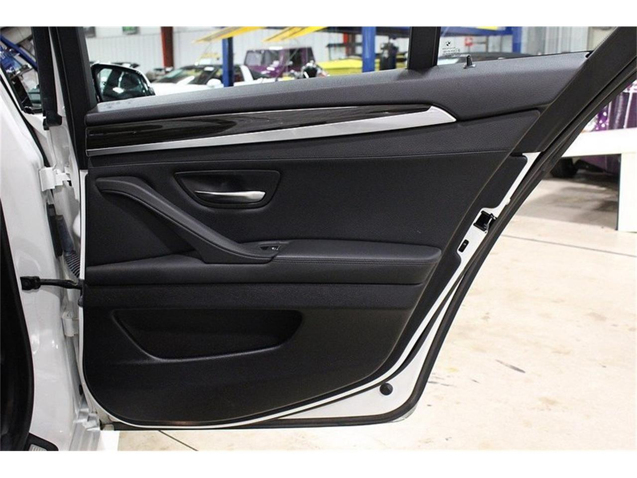 Large Picture of '14 BMW 5 Series located in Michigan Offered by GR Auto Gallery - M41M