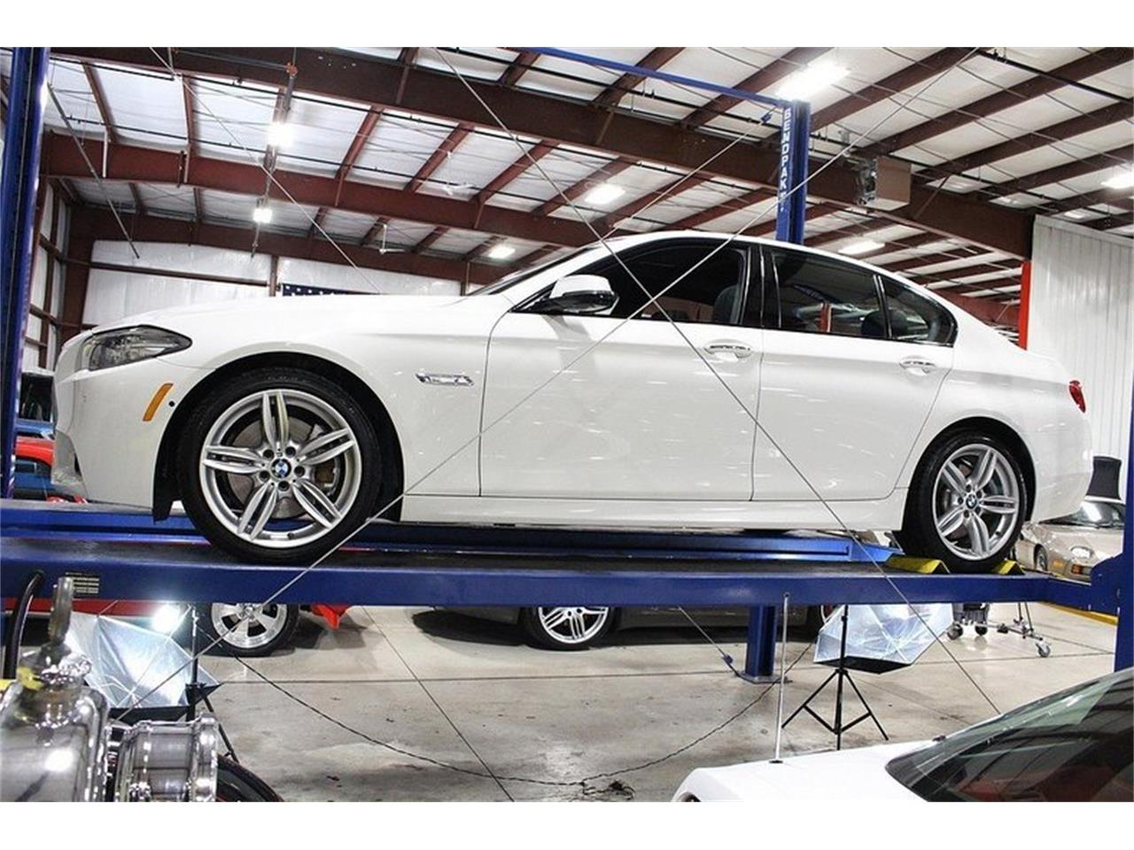 Large Picture of '14 BMW 5 Series located in Michigan - $34,900.00 - M41M