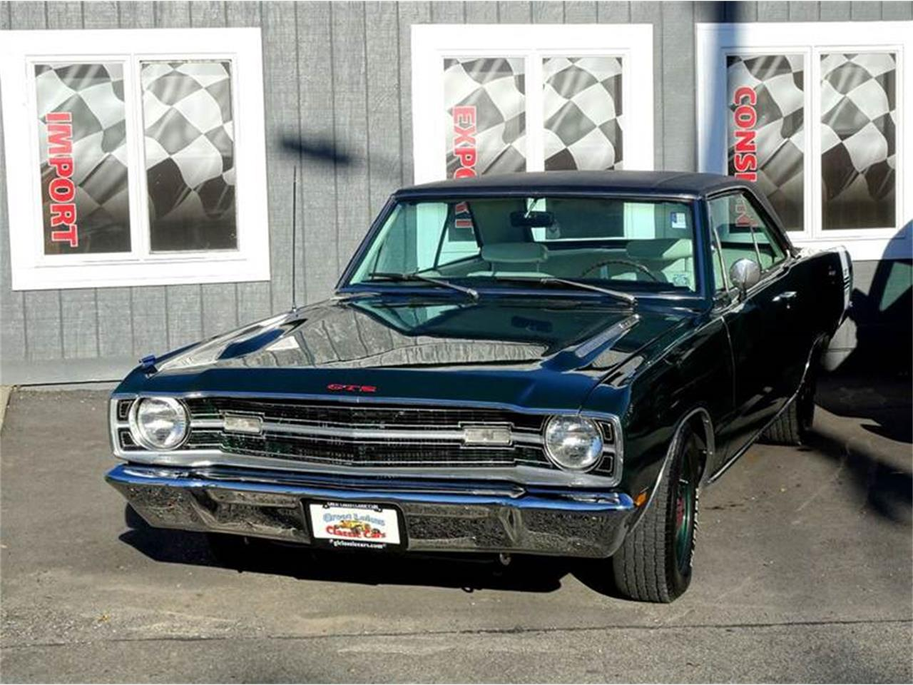 Large Picture of '69 Dart located in New York - $64,900.00 Offered by Great Lakes Classic Cars - M41P