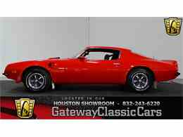 Picture of 1974 Pontiac Firebird Trans Am located in Houston Texas Offered by Gateway Classic Cars - Houston - M426