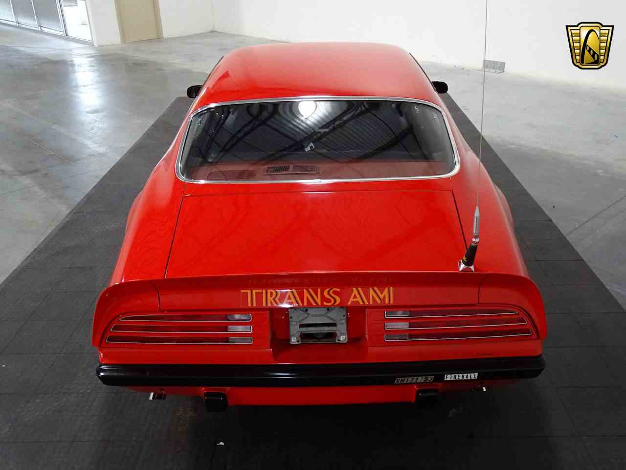 Large Picture of 1974 Firebird Trans Am located in Houston Texas - M426