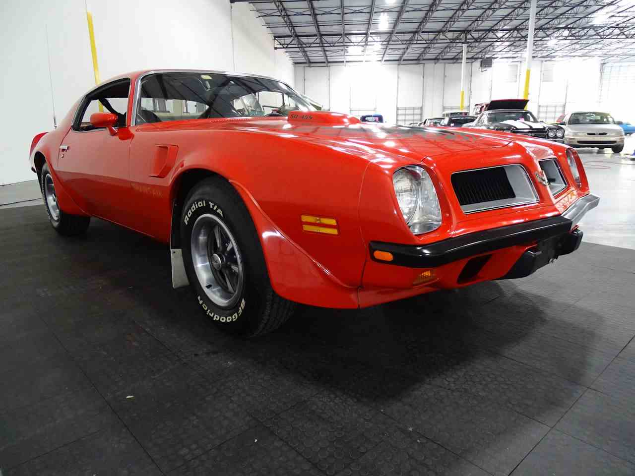 Large Picture of 1974 Pontiac Firebird Trans Am - M426