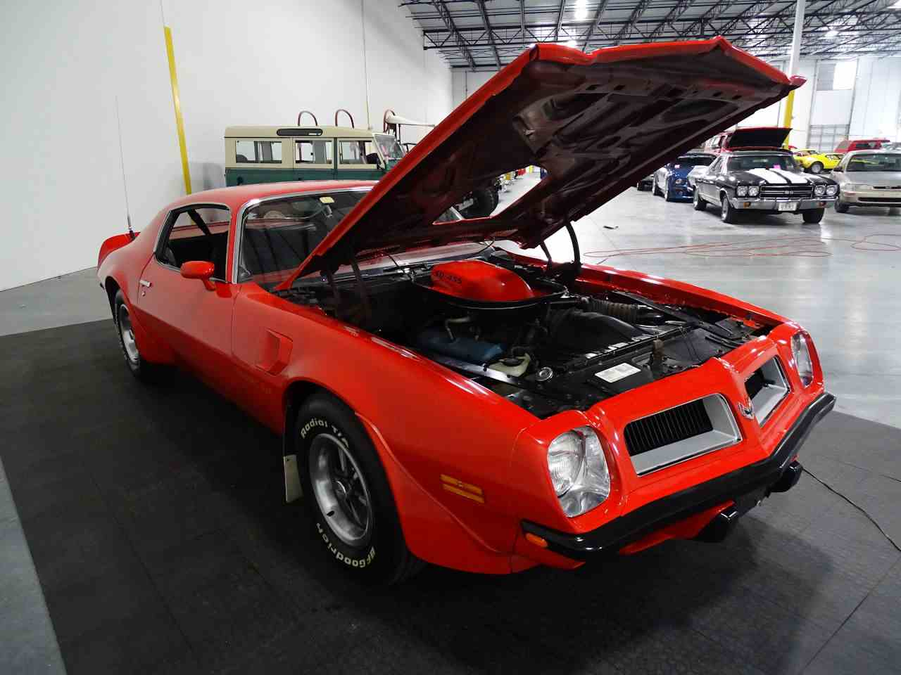 Large Picture of '74 Pontiac Firebird Trans Am - $67,000.00 - M426
