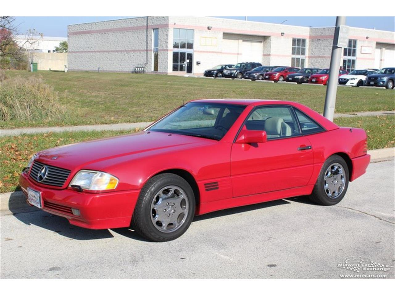 Large Picture of 1995 Mercedes-Benz SL500 - $14,900.00 - M42A
