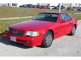Picture of '95 Mercedes-Benz SL500 located in Illinois - M42A
