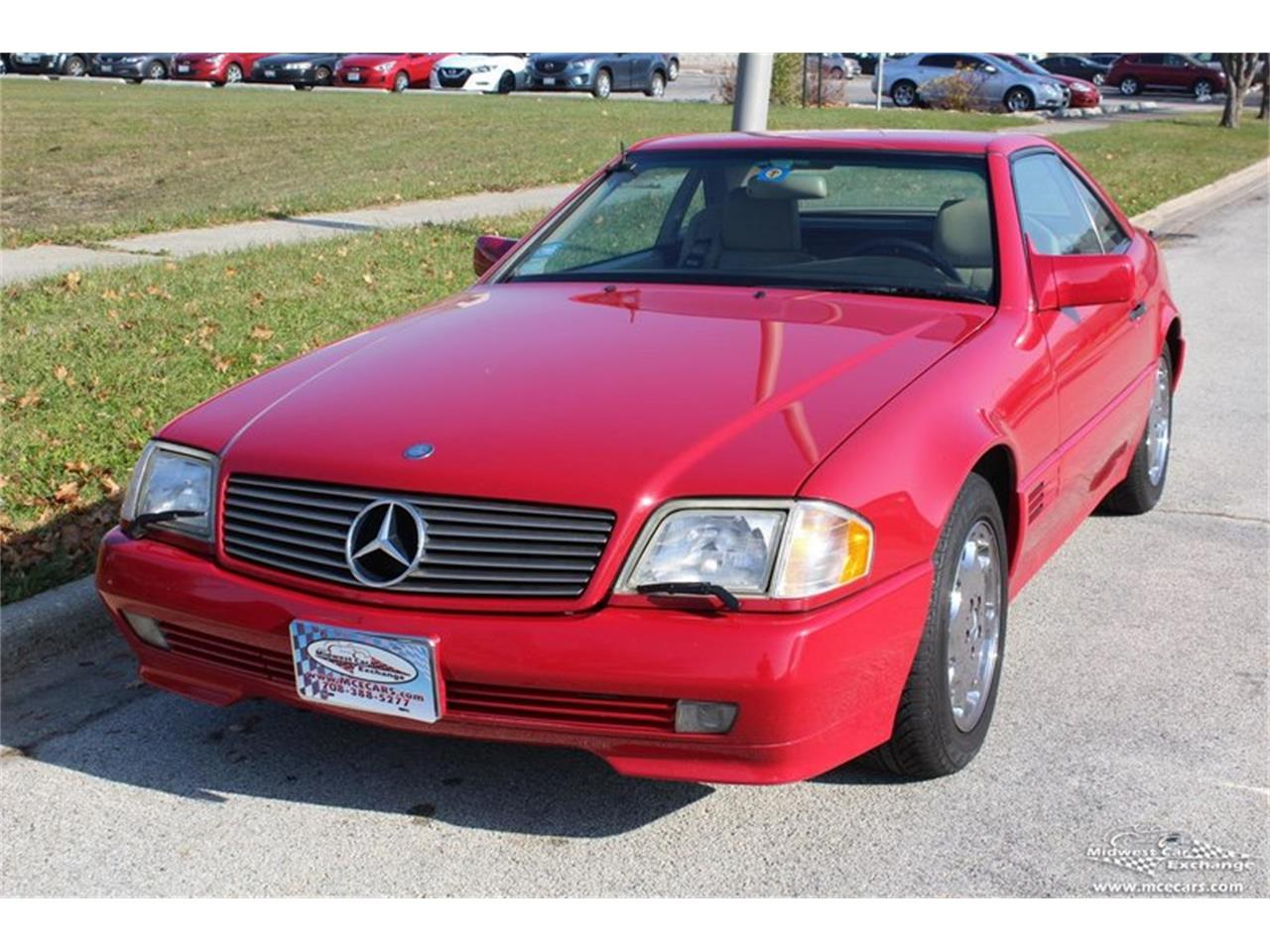 Large Picture of 1995 Mercedes-Benz SL500 - M42A