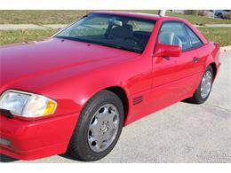 Picture of 1995 Mercedes-Benz SL500 located in Alsip Illinois Offered by Midwest Car Exchange - M42A
