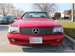 Picture of 1995 Mercedes-Benz SL500 located in Alsip Illinois - M42A