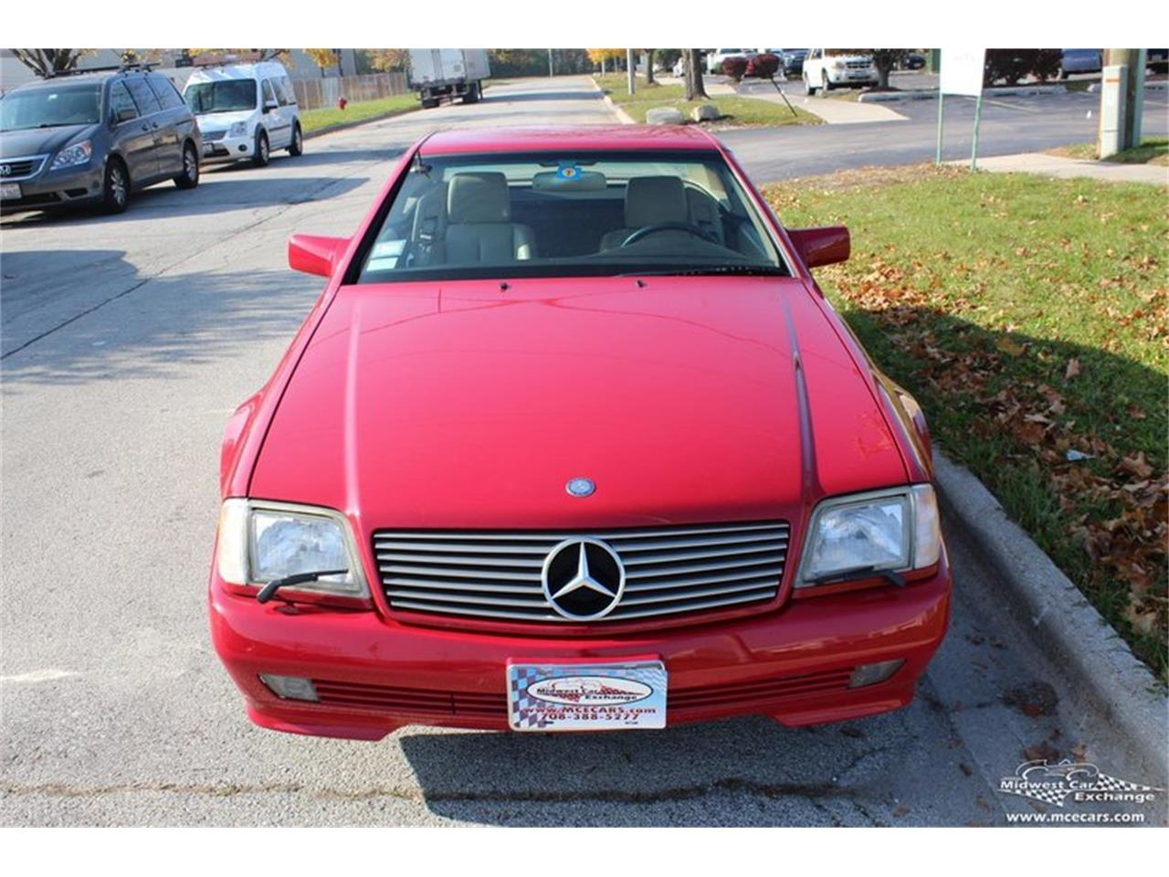 Large Picture of '95 SL500 located in Alsip Illinois - M42A