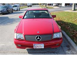 Picture of 1995 SL500 located in Alsip Illinois - $14,900.00 Offered by Midwest Car Exchange - M42A
