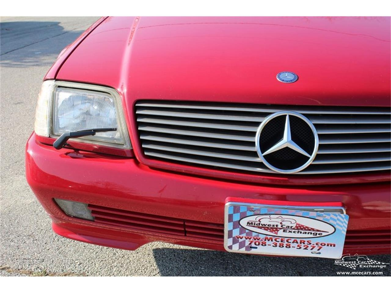 Large Picture of 1995 SL500 Offered by Midwest Car Exchange - M42A