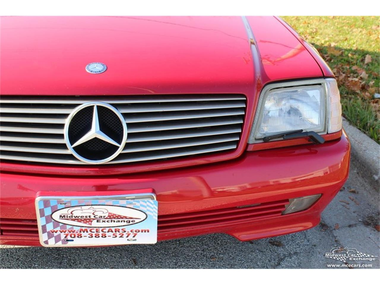 Large Picture of '95 Mercedes-Benz SL500 - $14,900.00 Offered by Midwest Car Exchange - M42A