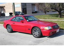Picture of '95 Mercedes-Benz SL500 - $14,900.00 Offered by Midwest Car Exchange - M42A