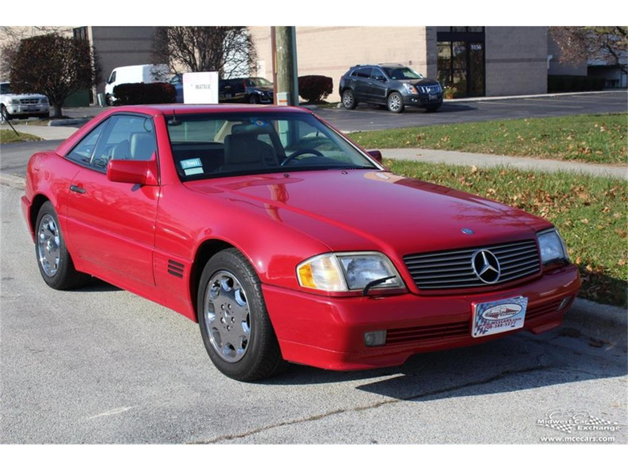Large Picture of 1995 SL500 - $14,900.00 Offered by Midwest Car Exchange - M42A