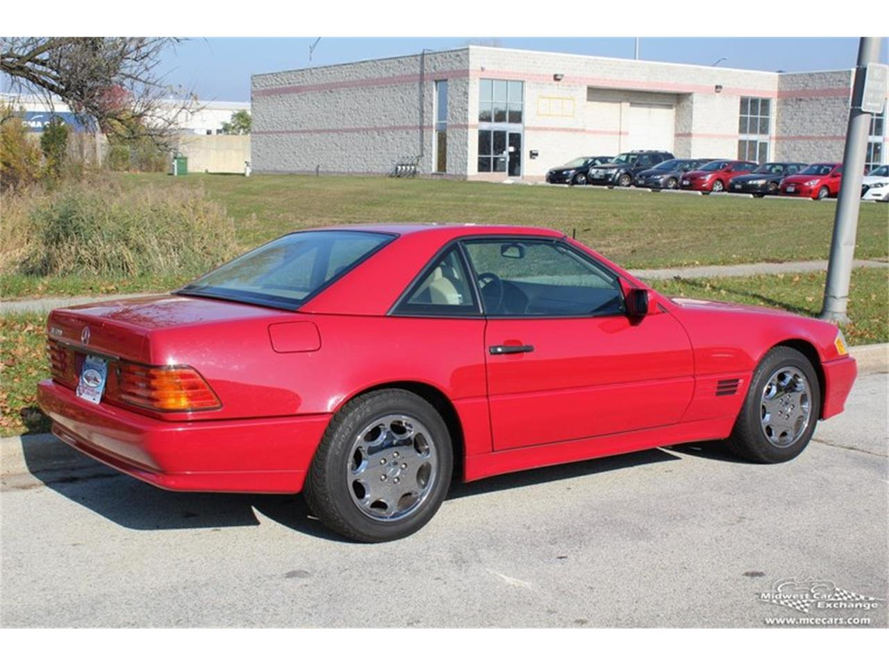 Large Picture of '95 Mercedes-Benz SL500 located in Illinois - $14,900.00 - M42A