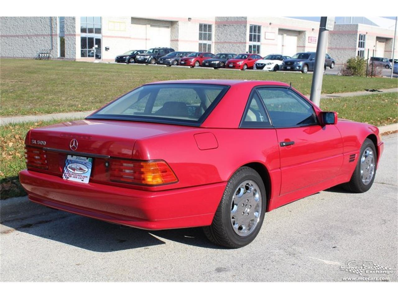 Large Picture of 1995 Mercedes-Benz SL500 located in Alsip Illinois - $14,900.00 - M42A