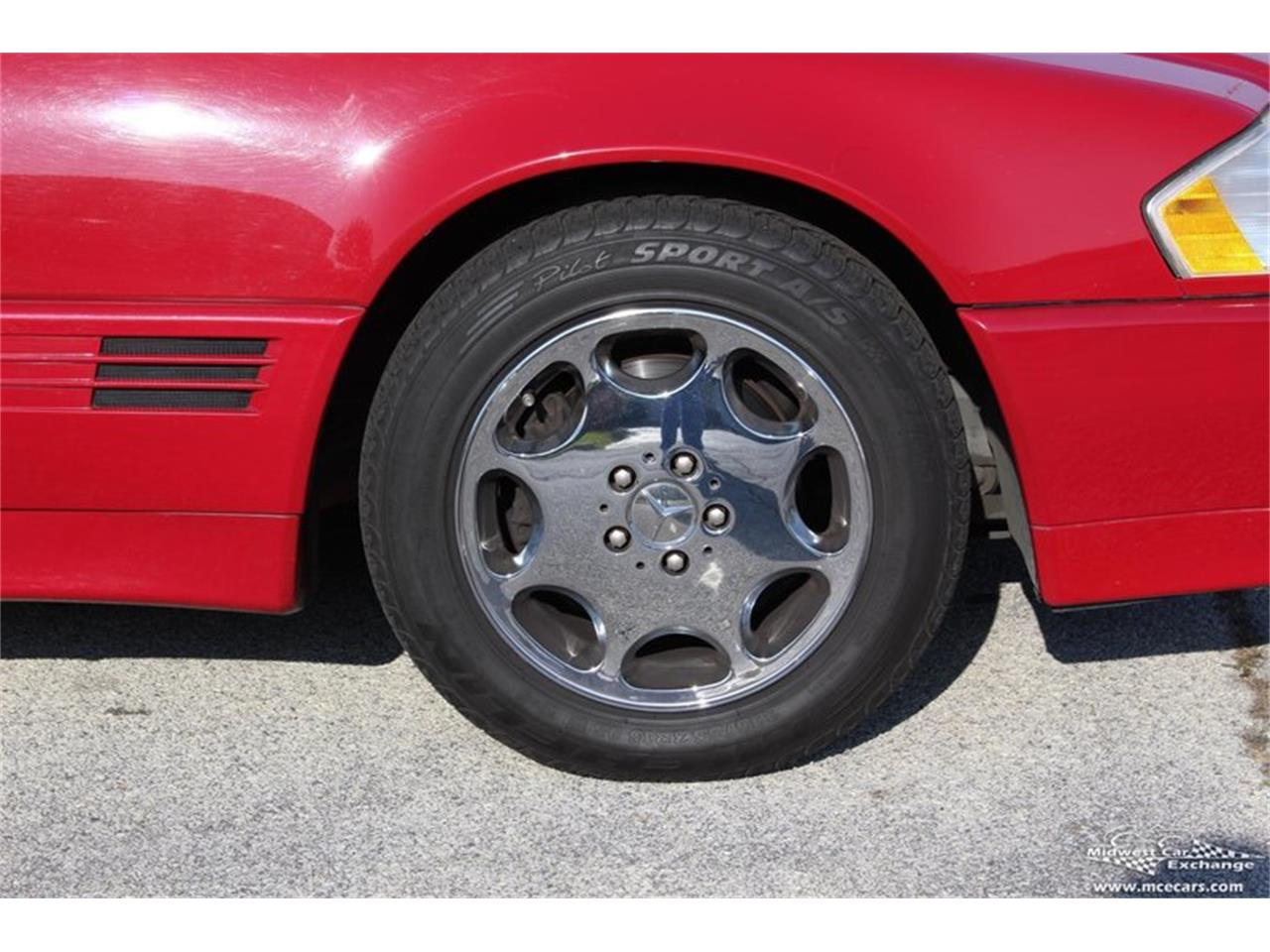 Large Picture of '95 Mercedes-Benz SL500 Offered by Midwest Car Exchange - M42A