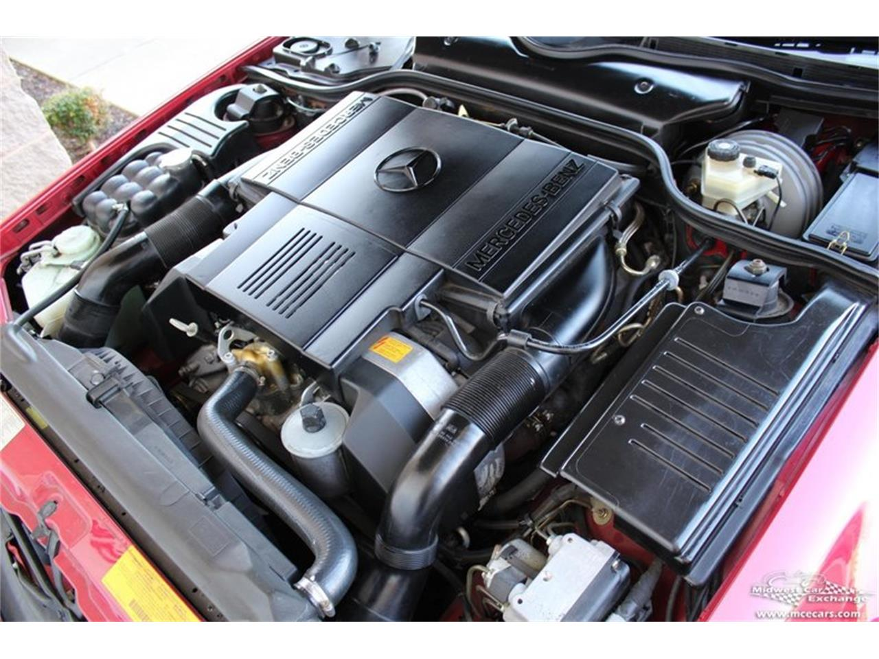 Large Picture of '95 Mercedes-Benz SL500 - $14,900.00 - M42A