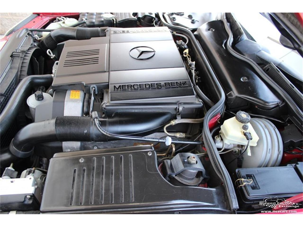 Large Picture of 1995 Mercedes-Benz SL500 located in Illinois - $14,900.00 - M42A