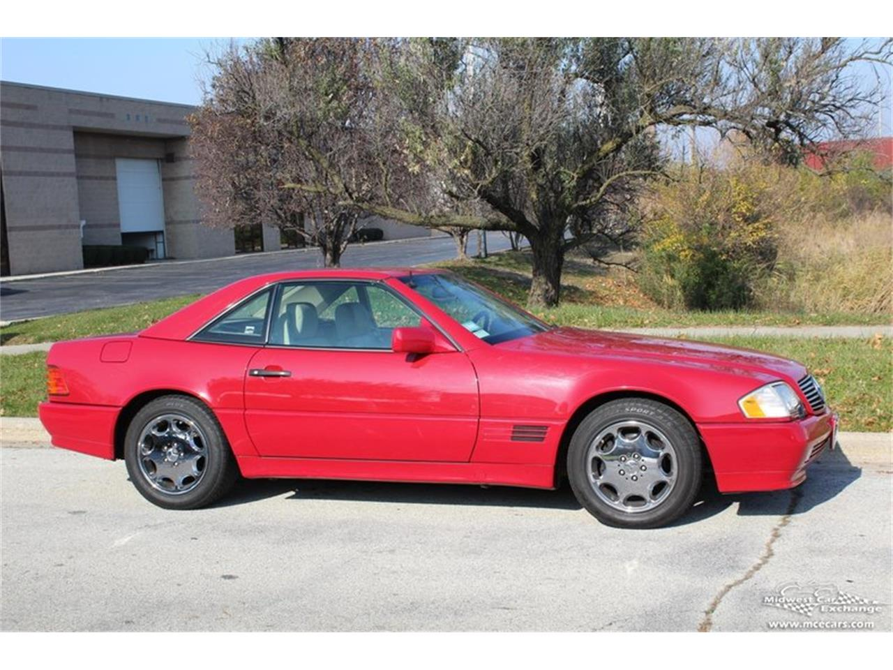 Large Picture of 1995 SL500 located in Illinois - $14,900.00 - M42A
