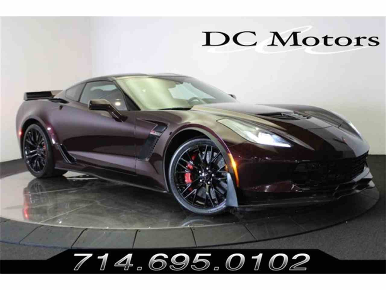 Large Picture of 2017 Corvette located in California - $77,900.00 Offered by DC Motors - M42C