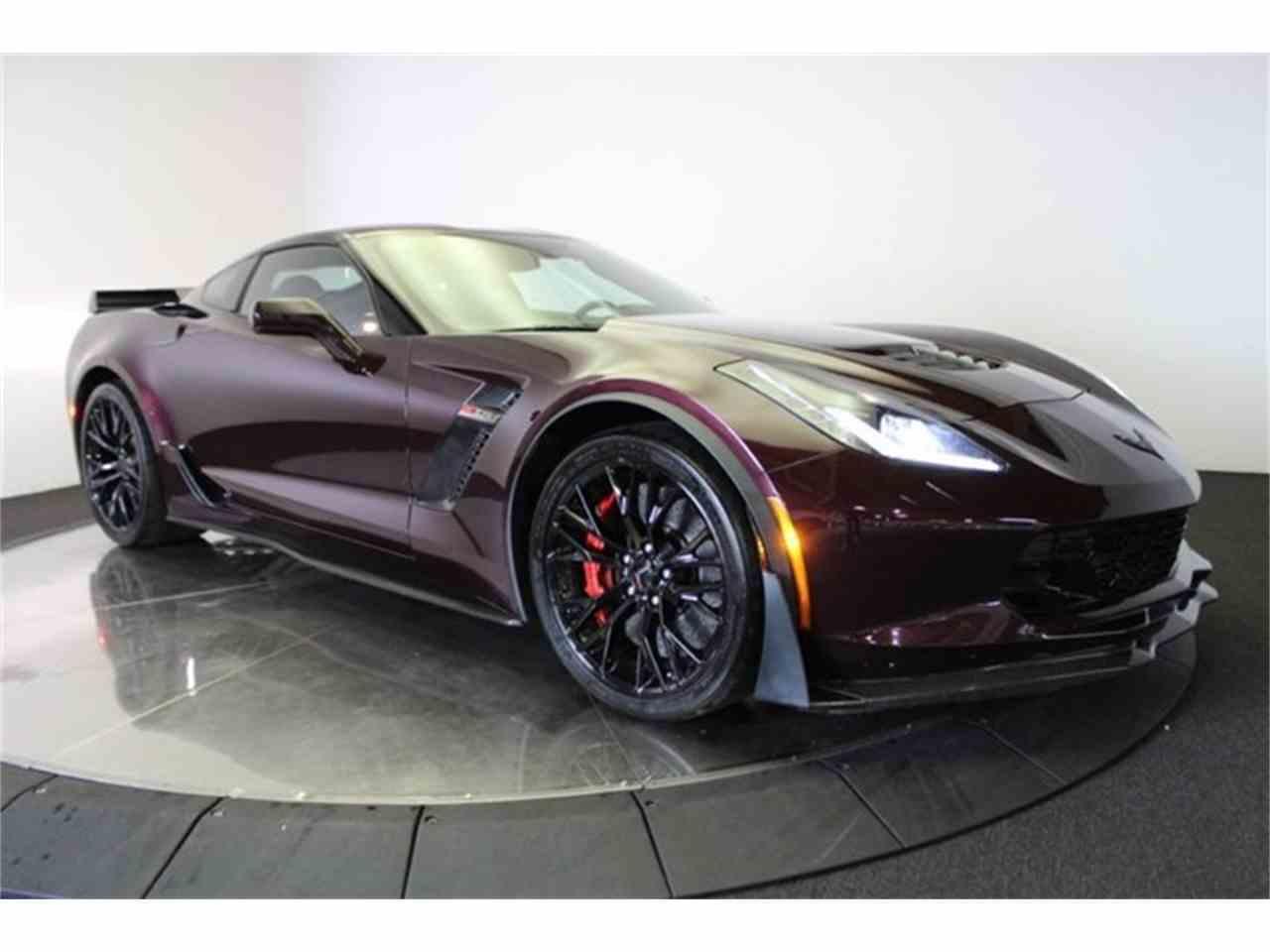 Large Picture of '17 Corvette located in California - $77,900.00 - M42C