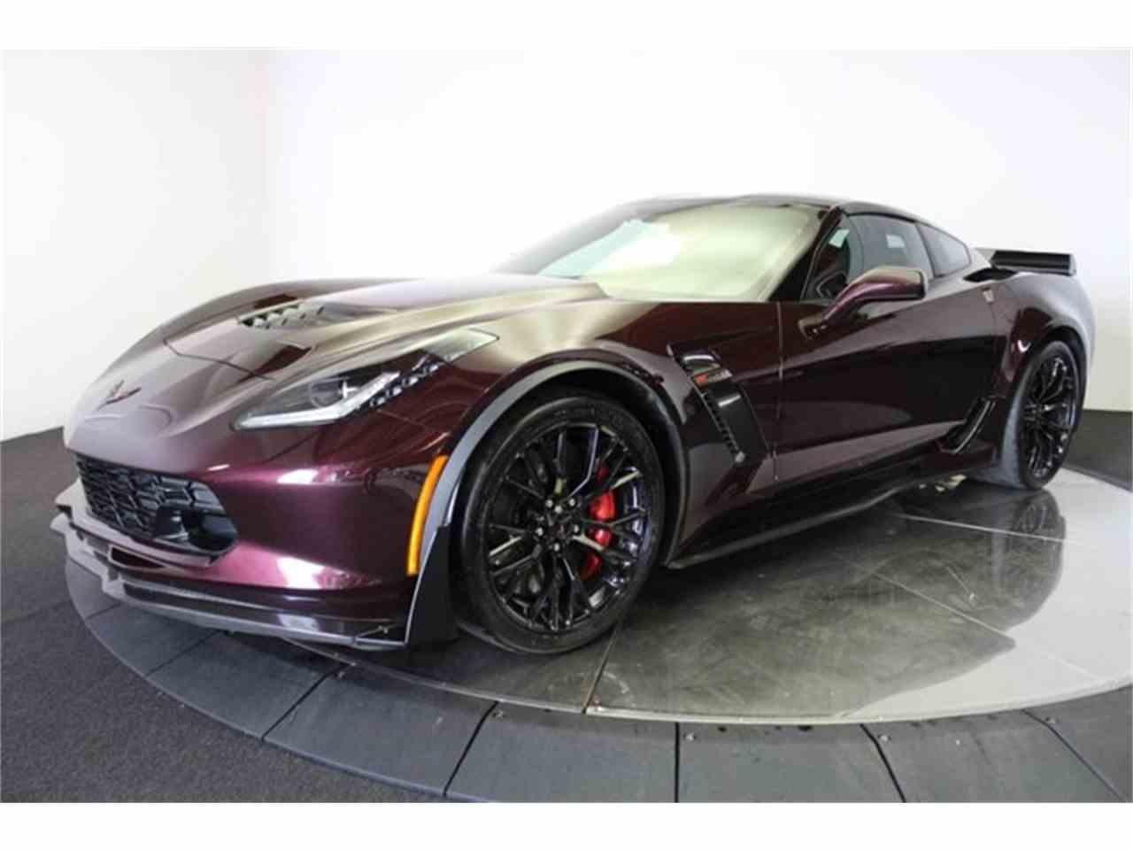 Large Picture of '17 Corvette located in Anaheim California - M42C