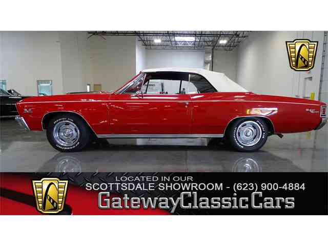 Picture of Classic 1967 Chevelle located in Arizona - $60,000.00 - M42Y
