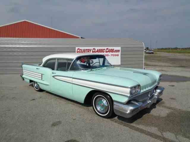 Picture of Classic '58 Oldsmobile 88 located in Staunton Illinois Offered by  - M432