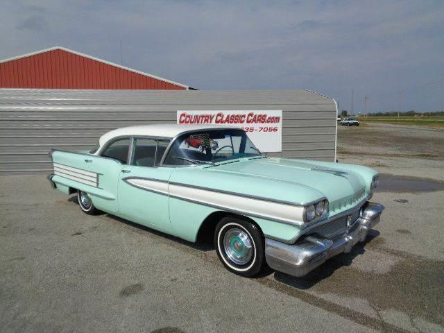 1958 Oldsmobile 88 For Sale On Classiccars Com
