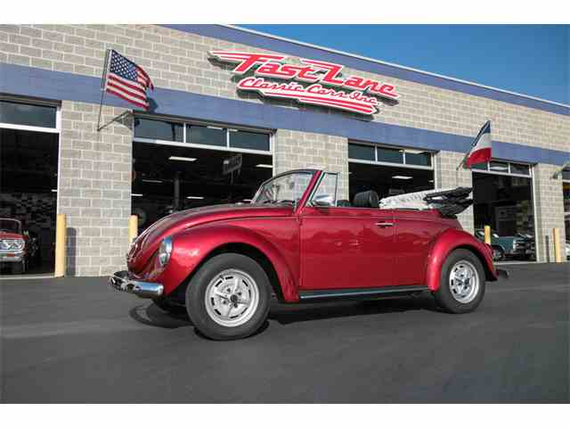 Picture of 1972 Super Beetle located in Missouri Offered by  - M43C