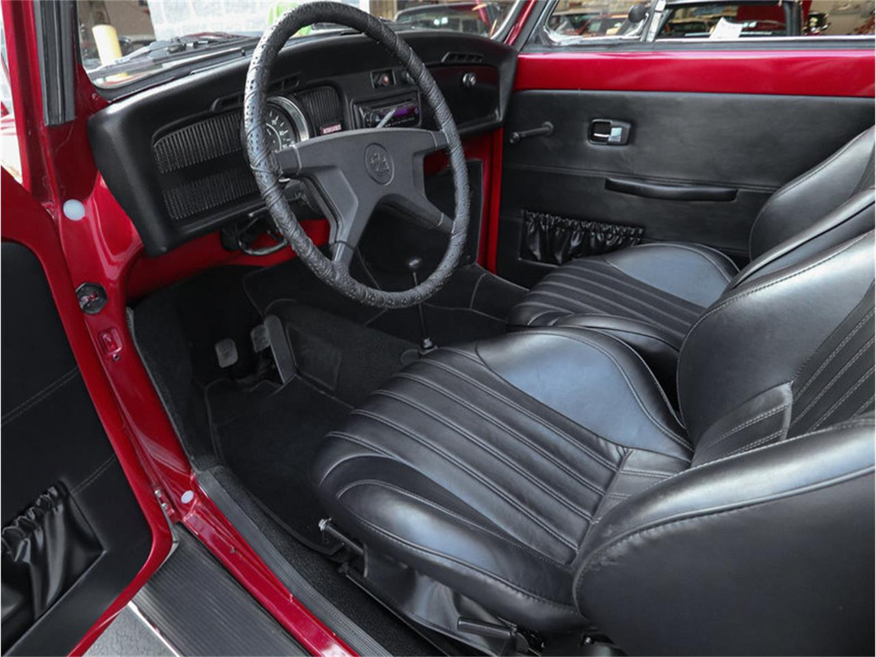 Large Picture of '72 Super Beetle - M43C