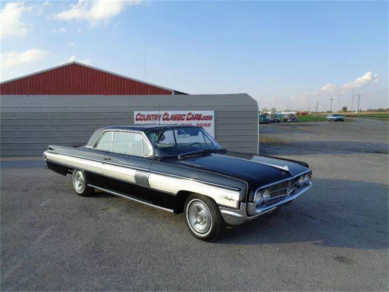 Large Picture of '62 Oldsmobile Starfire - M43D