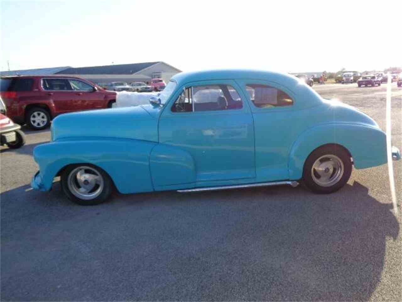 Large Picture of '47 Coupe - M43O