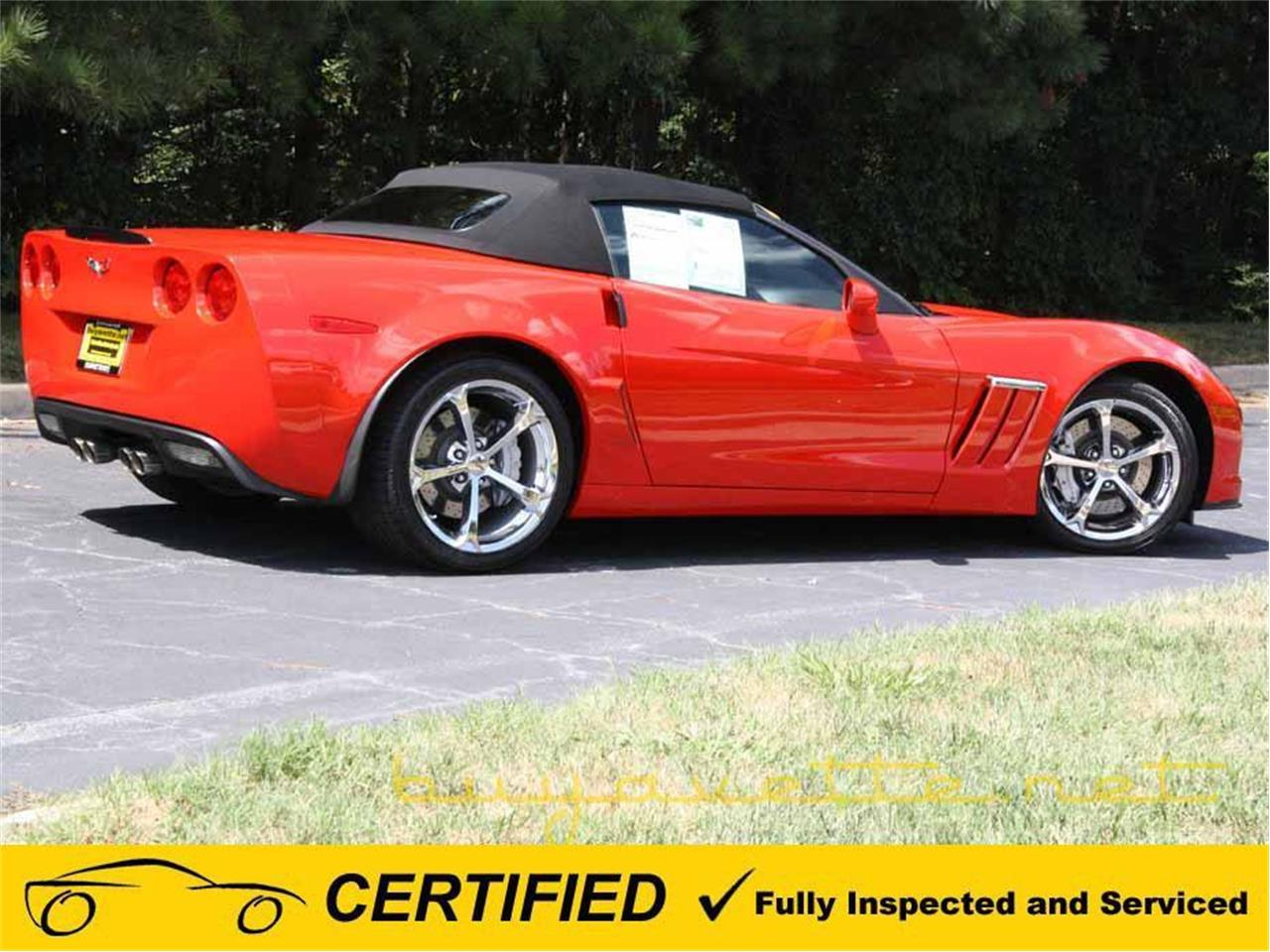 Large Picture of 2012 Corvette Offered by Buyavette - M43X