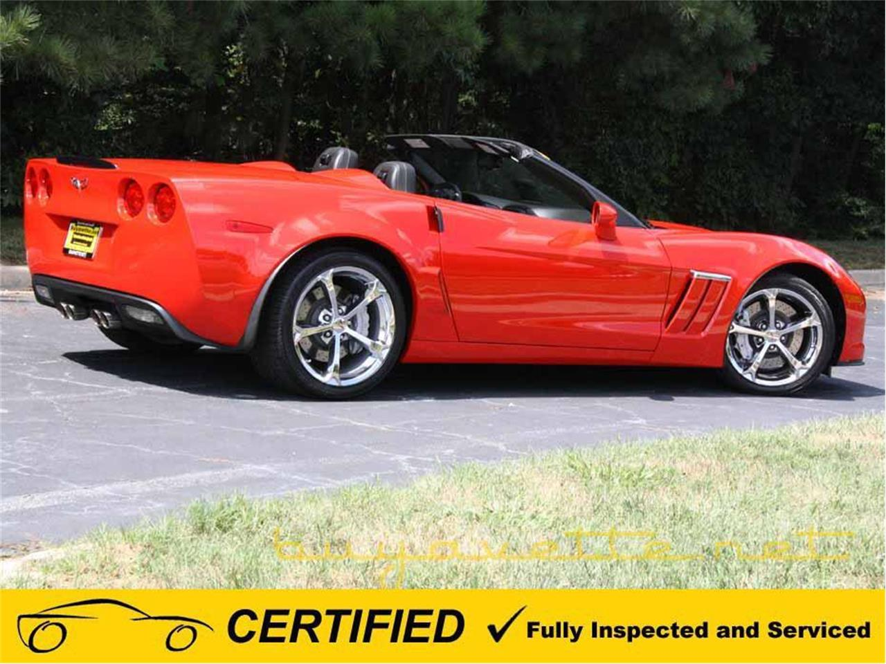 Large Picture of '12 Chevrolet Corvette Offered by Buyavette - M43X