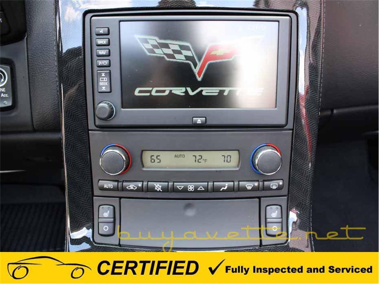 Large Picture of '12 Corvette - M43X