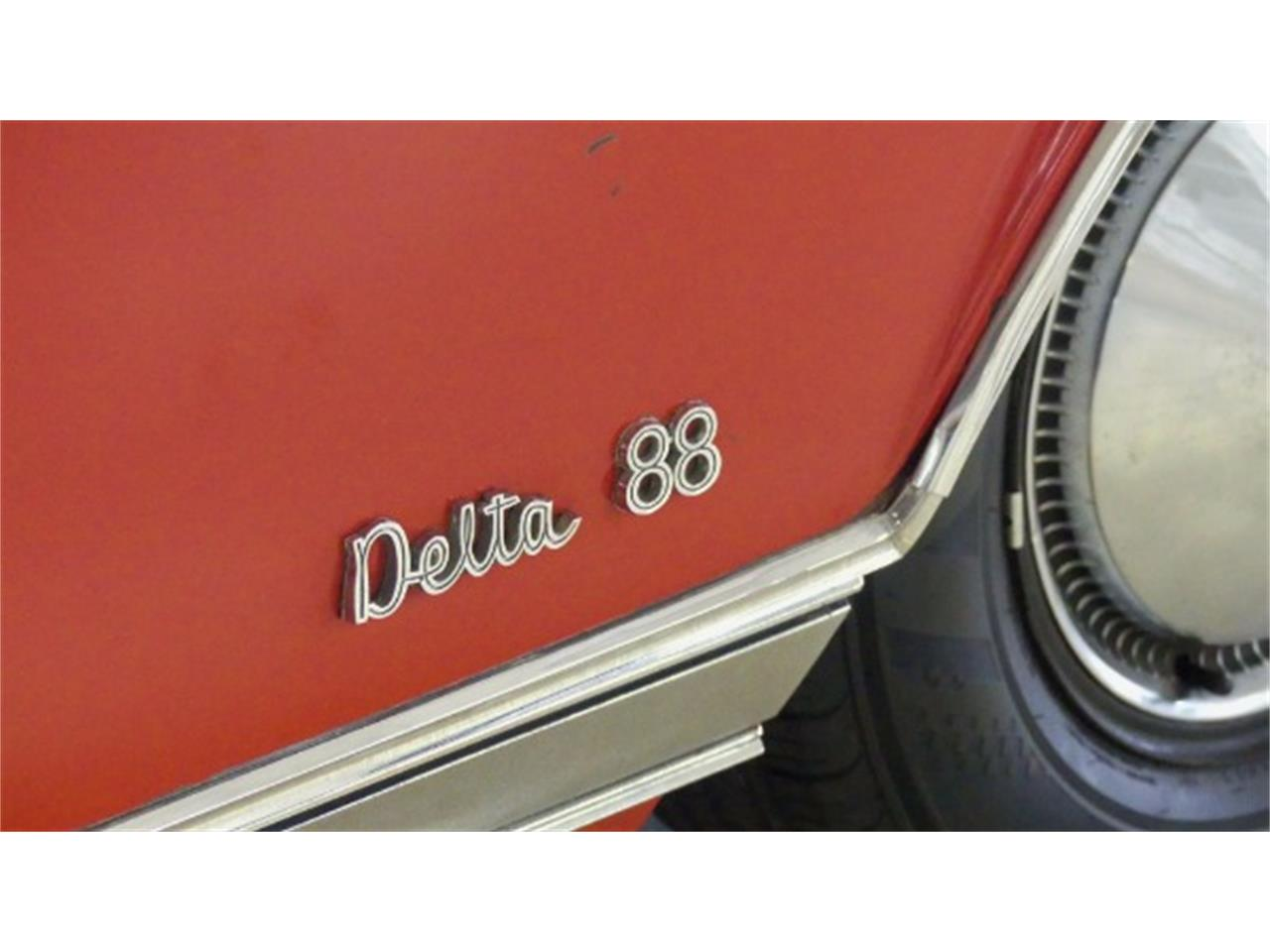 Large Picture of '66 Delta 88 - M446
