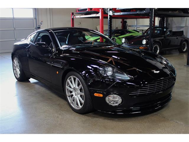Picture of '05 Vanquish - M44O